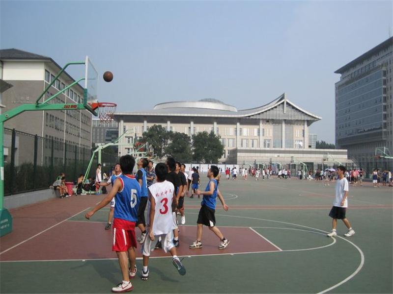 北京大学篮球场