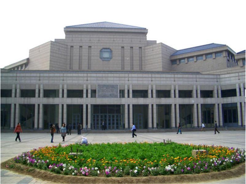 北京大学百年纪念讲堂