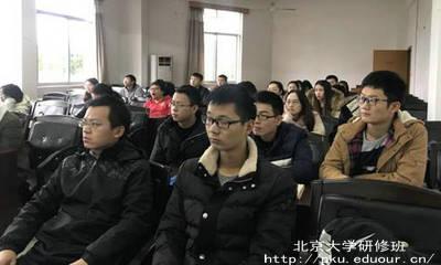 北京大学研修班有哪些类型?