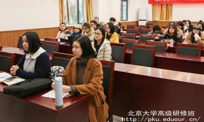 北京大学高级研修班的流程是什么?